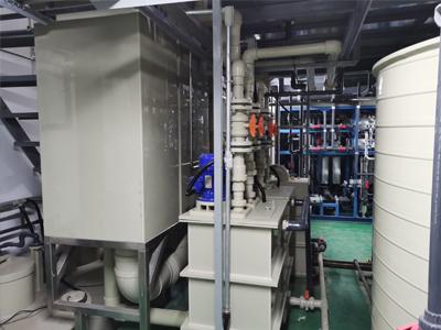 废酸回收低温蒸发器